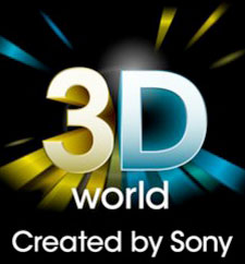 sony 3d logo 225w Pengalaman Buruk Nonton Film 3D