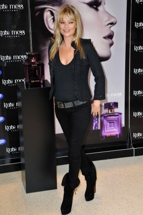 Kate Moss Photo Rex kate moss at the launch of her perfume vintage muse photo rex features x