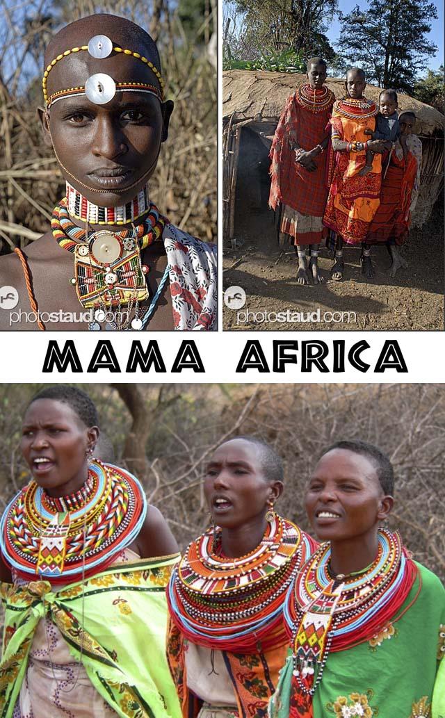 Acessorios africanos