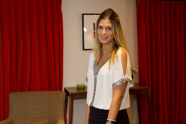 Look do dia: F*Hits Bloggers House | Blog da Alice Ferraz