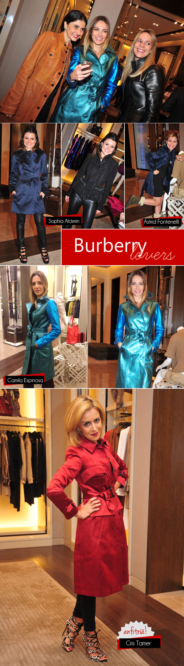 Burberry lovers! | Blog da Alice Ferraz