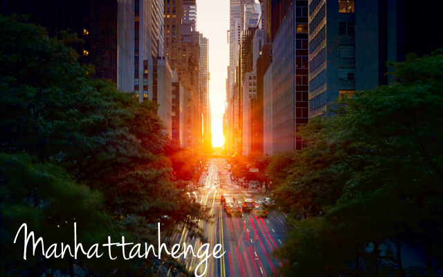 Manhattanhenge | Blog da Alice Ferraz