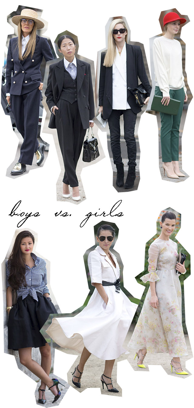 Boys vs. Girls | Blog da Alice Ferraz