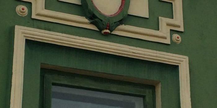 casa verde din Braila