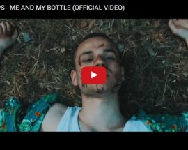 frozen-lips-Me-and-my-bottle-Video