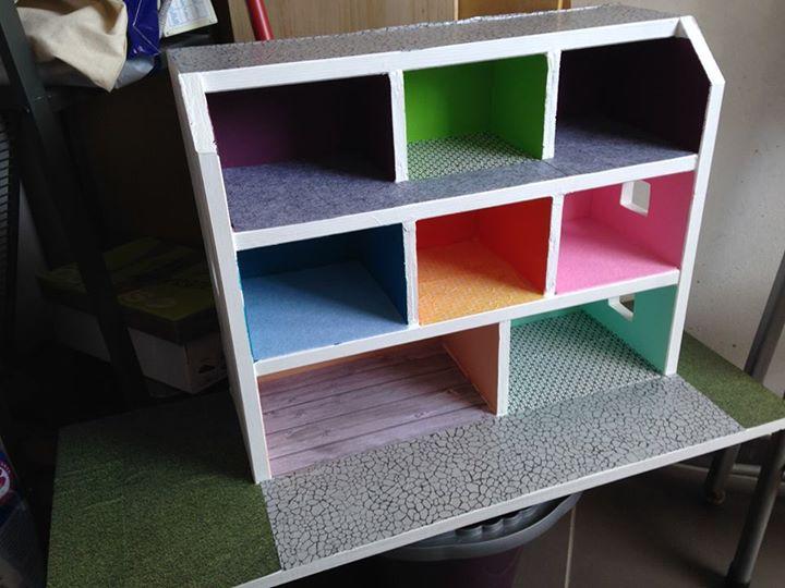 la maison playmobil home made de liloute encore un. Black Bedroom Furniture Sets. Home Design Ideas