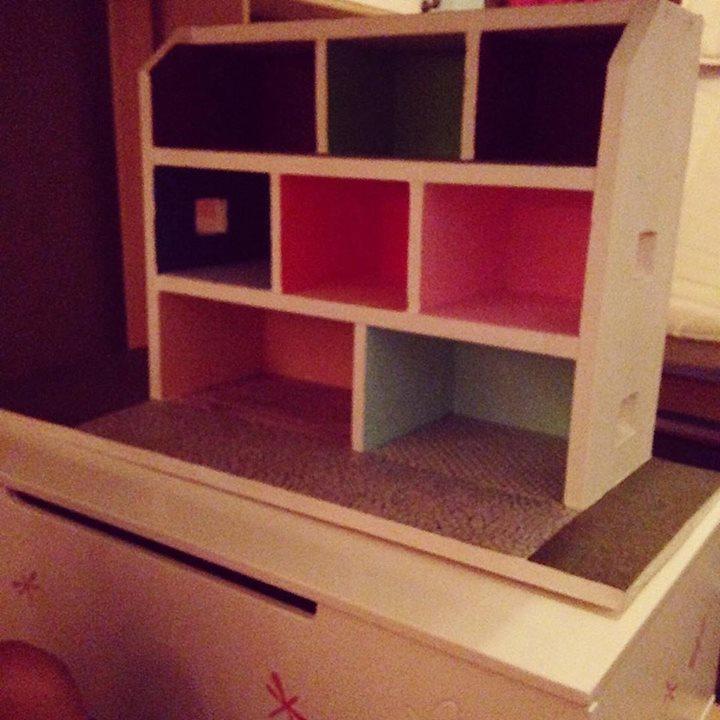 la maison playmobil home made de liloute encore un blog de m re. Black Bedroom Furniture Sets. Home Design Ideas