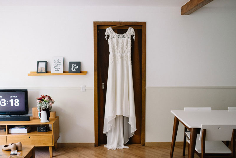 casamento religioso - vestido de noiva