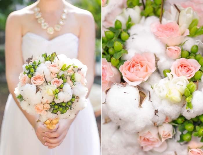 buquês de noiva nada tradicionais para o verão