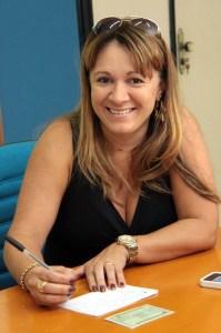 Eliana Bezerra na SEMAPA
