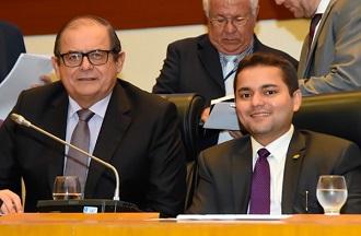 Humberto Coutinho e Ricardo Rios