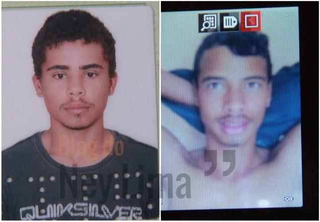 José Romualdo Eusébio (18 anos) e José Valdeir Barbosa (19 anos)