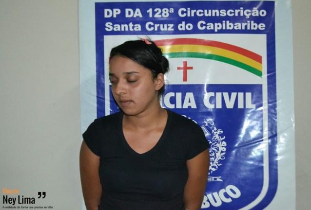 Rafaela Aquino - traficante