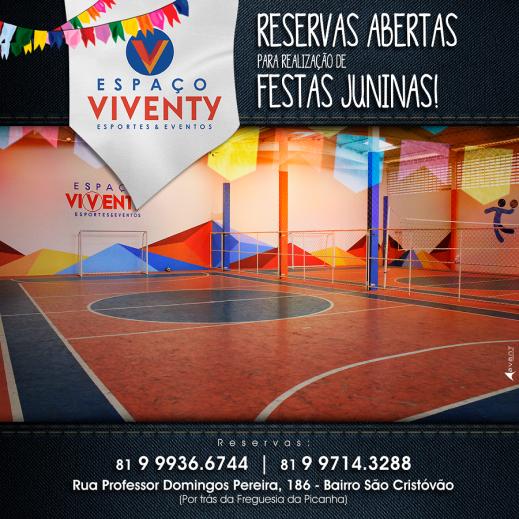 Viventy São João 05 2016