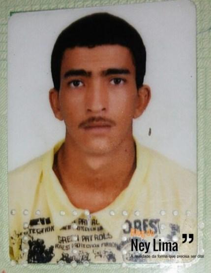 Jovem assassinado em Brejo Gordinho