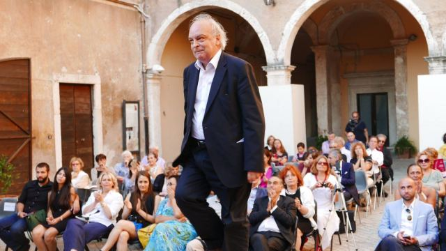 entrega premio Feronia-Città di Fiano