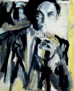 Retrato falso de Clément Cadou.