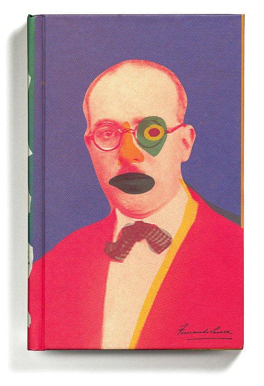 El libro del desasosiego. Pessoa Cover, portada del año.