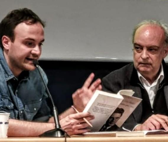 Torino, 12 de mayo. Paolo di Paolo presenta UN PROBLEMA PER MAC, de Vila-Matas.