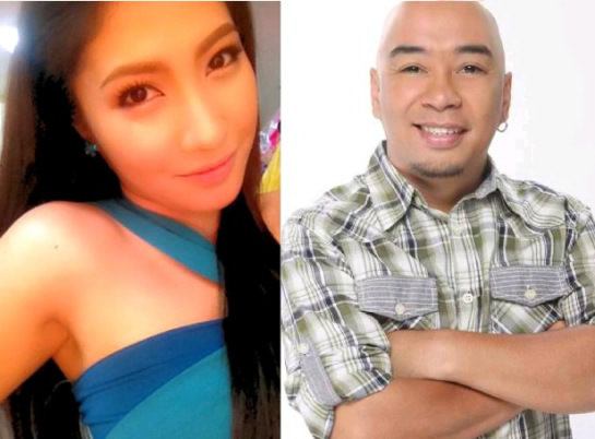 wally bayola and eb babe yosh scandal1 Wally Bayola and EB Babe 'Yosh' Scandal