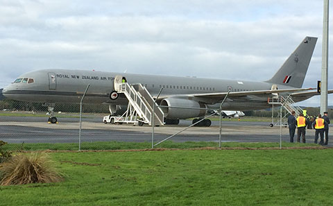 Royal Airforce 757
