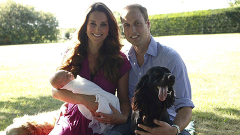 William and Catherine Cambridge