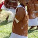 New Caledonia traditional costume