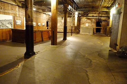 Seattle underground bar
