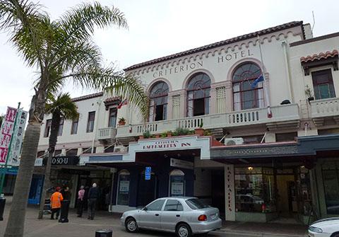 Criterion Hotel Napier