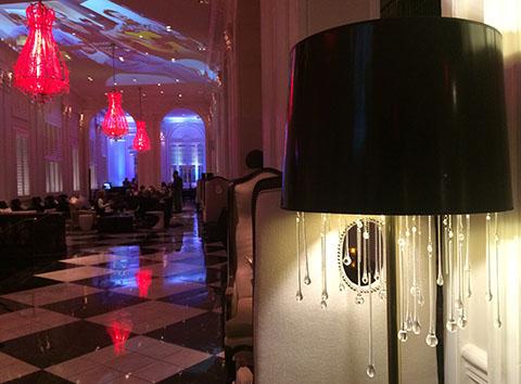 W lobby, Washington DC