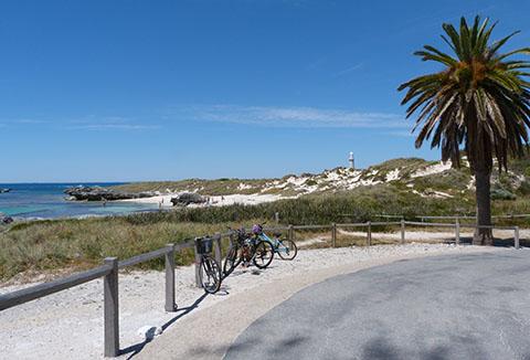 Rottnest bicycles