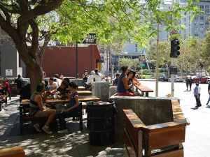 Grand Central Market LA