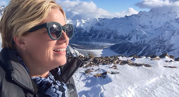 Mt Cook heli