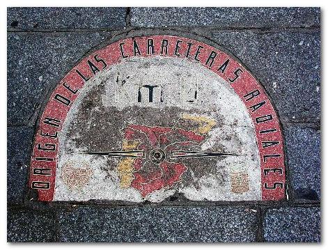 Titik Nol Kilometer Kota Spanyol