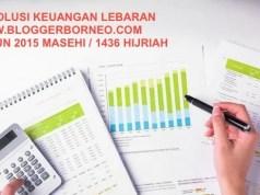 Resolusi Keuangan Lebaran 1436 Hijriah