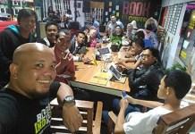Kopdar Komunitas Blogger Pontianak Maret 2016