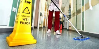 Outsourcing Cleaning Service