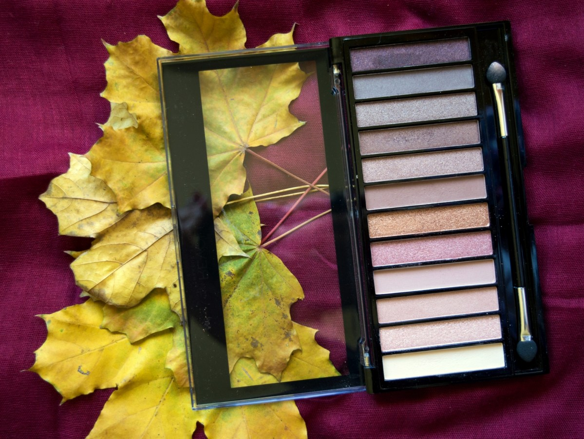 Makeup Revolution Iconic 3 Eyeshadow Palette (Review + Swatches)