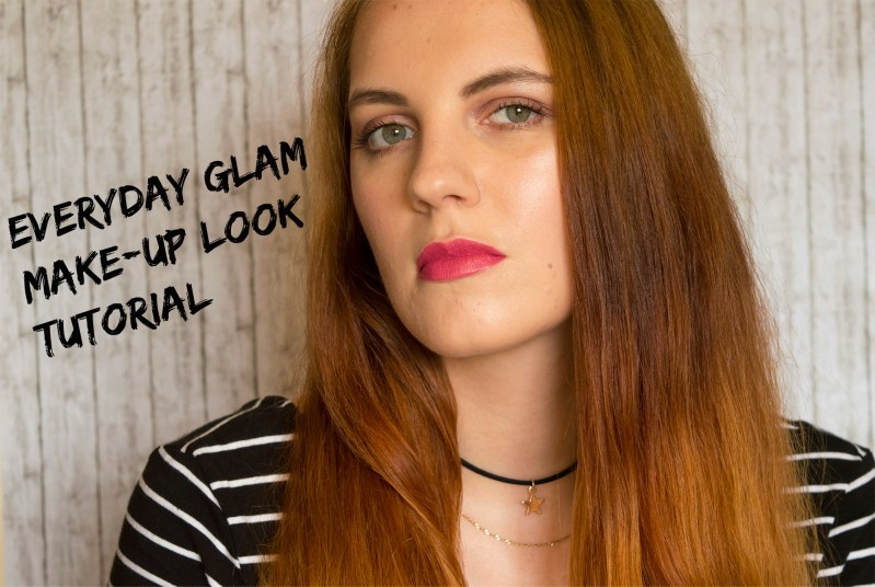 Everyday Glam Make-up Look (Get Ready With Me) (4)