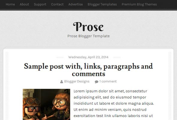30 Best Free Blogger Templates \u2013 Early 2014 Blogger Tips and Tricks