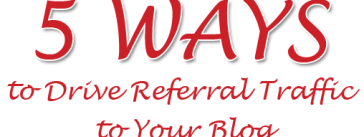 Increase Your Referral Traffic