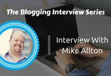 Interview with mike allton