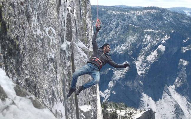 Ajay Devgan Launches First Look Of Shivaay, His Upcoming Movie