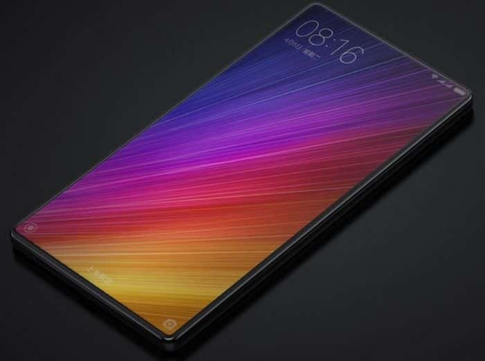 Xiaomi Mi Mix 2 Launch Date