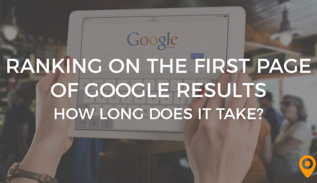 How Long Does It Take to Rank in Google?