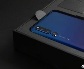 Honor Magic 2 Launched with In-Display Fingerprint Sensor, Triple Rear Camera Setup