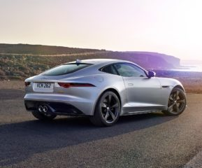 2018 Jaguar F-Type: Beauty and the Beast within