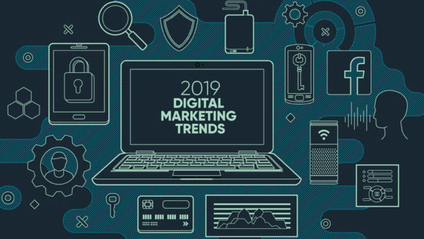 8 Digital Marketing Trends