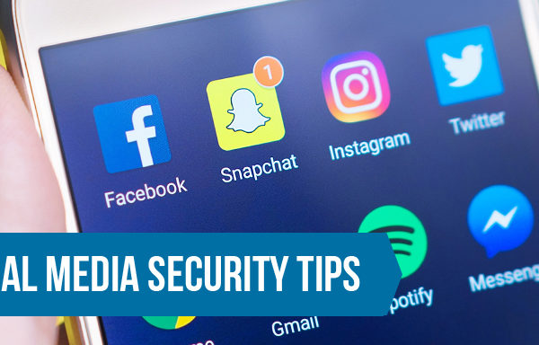 8 Social Media Security Tips