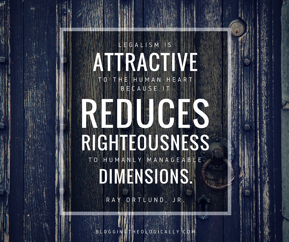 legalism-attractive